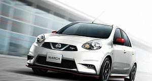Тюнинг Nissan Micra от компании Nismo