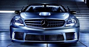Тюнинг-ателье Famous Parts - проект Mercedes CL 63 AMG