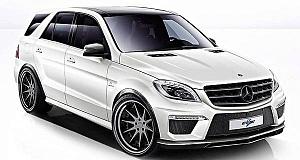 Mercedes-Benz ML63 AMG RevoZport – тюнинг нового Мерседес МЛ