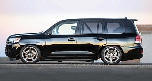 Концепт Land Speed Cruiser с 2000 л.с. от Toyota
