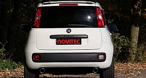 Тюнинг Фиат Панда от Novitec – Fiat Panda