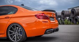 Самый мощный BMW M5 в мире