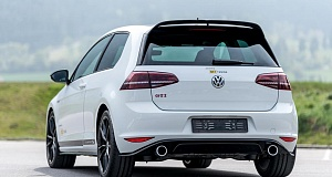 В O.CT Tuning добавили сил VW Golf GTI Clubsport S
