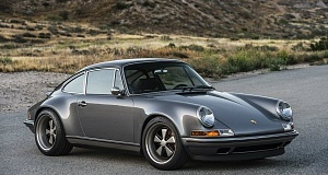 Singer с новым тюнингом двух классических Porsche 911