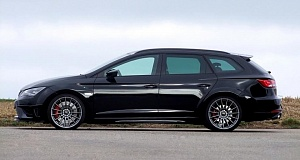 В JE Design сделали тюнинг Seat Leon ST Cupra