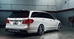 В RENNtech разработали аэропакет для Mercedes E63 AMG