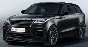 Более агрессивный Range Rover Velar от Urban Automotive