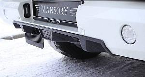 Тюнинг Мерседес от Mansory – Mercedes-Benz G-Class