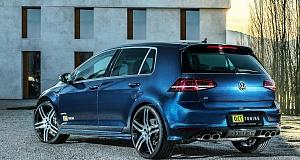 Volkswagen Golf 7 R с 450-ью лошадками от O.CT Tuning