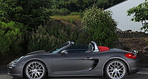 Porsche Boxster Schmidt Revolution