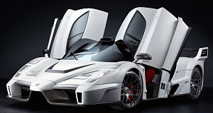 Gemballa плюс Ferrari Enzo — равно MIG-U1