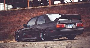 JSUTAI - BMW M3 E30 1988 года MIRO SUTAI