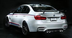 В BMW увеличили количество аксессуаров M Performance
