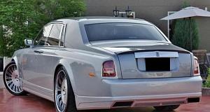 В Rolls-Royce Phantom установили двигатель 2JZ-GTE
