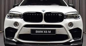 Эксклюзивный тюнинг BMW X6M