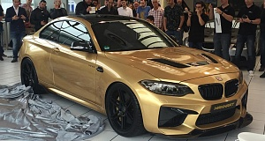 Manhart Performance с тюнингом BMW M2