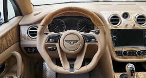 В Mansory произвели тюнинг Bentley Bentayga
