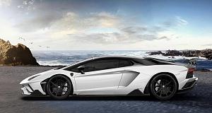 Пакет тюнинга Tecno для Lamborghini Aventador S