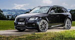 Ателье Abt Sportsline – тюнинг Audi SQ5 TDI