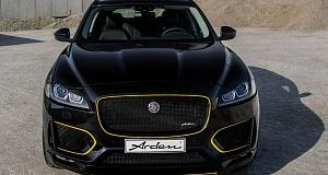 Тюнинг Jaguar F-Pace AJ 25 от Arden