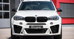 BMW X5 M получил тюнинг от G-Power