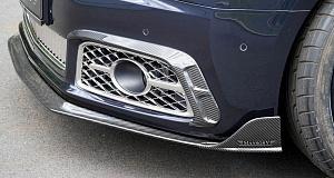 Тюнинг Bentley Mulsanne от тюнеров из Mansory