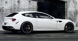 Ателье Wheelsandmore – тюнинг Ferrari FF
