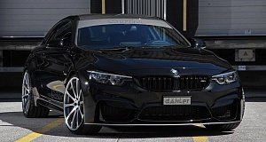 В Dahler создали BMW M4 Competition Package