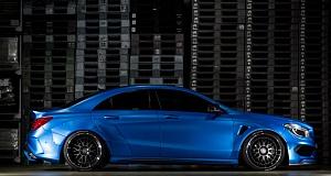 Fairy Design разработали обвес для Mercedes-Benz CLA