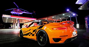 Porsche 911 Turbo S с 840 л.с. от Wimmer