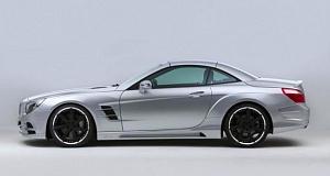 Ателье Lorinser – проект Mercedes SL 500