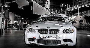 Тюнинг от RS Racingteam – BMW M3 Sedan