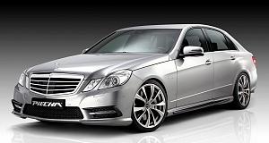 Тюнинг Mercedes E-Class W212 от Piecha Design