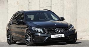 Vath показали тюнинг Mercedes-Benz C 450 AMG