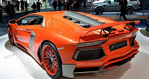 Lamborghini Aventador превратился в Hamann Nervudo