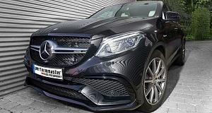 702 «лошадки» для Mercedes-AMG GLE 63 Coupe от PerformMaster