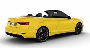 Обвесы для новых Audi A5 и S5 от ABT Sportsline