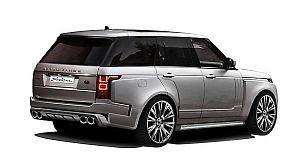 Range Rover Arden – тюнинг нового внедорожника