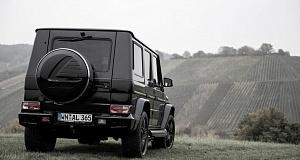 Тюнинг Mercedes-Benz G 500 от ателье Lorinser