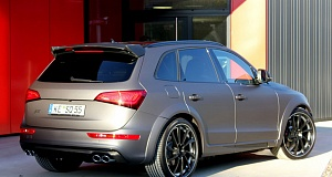 Тюнингованный Audi SQ5 TDI от ABT Sportsline