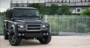 Тюнинг пакет The End для Land Rover Defender