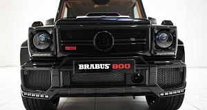 Brabus Widestar 800 на платформе G65 AMG