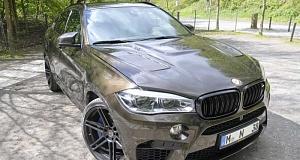 В Manhart Performance продемонстрировали BMW MHX6 700