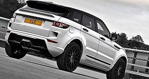 Ателье Kahn Design проект Range Rover Evoque RS250 Fuji White