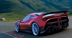 Ferrari 488 GTB получил 2 обвеса от Misha Designs