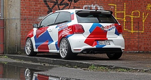 VW Polo R WRC получил 420 л.с.