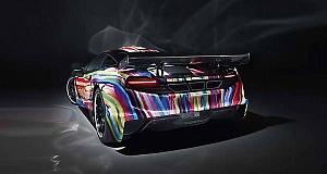 Тюнинг суперкара от Хаманн - Hamann memoR Art Car