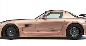 Hamann Hawk Mercedes SLS AMG: эксклюзивный тюнинг топового спорткара