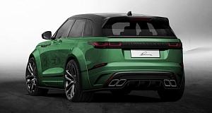 Range Rover Velar получит обвес от Lumma Design