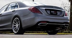 Mercedes-Benz S560 с тюнингом от Renntech